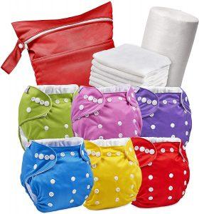 produits pour bébés respectueux de l'environnement